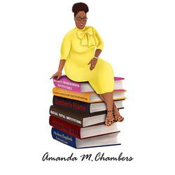 Amanda M. Chambers #logodesign_._._
