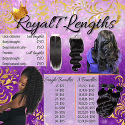 💜Check out _royaltlengths for your #hai