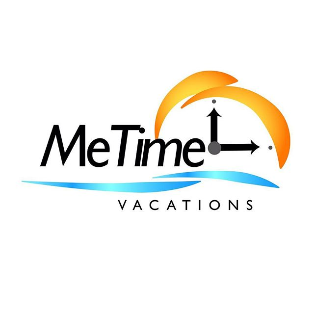 Me Time Vacations #logodesigns_._._