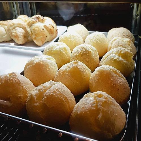 Pão de Queijo Fit Massa de Batata doce e sem Lactose- 2 Kg.