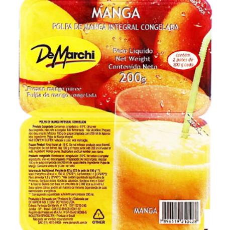 Polpa de Manga - 1Kg