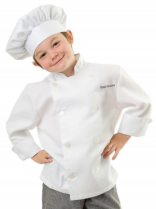 Student Custom Chef Coat n Hat