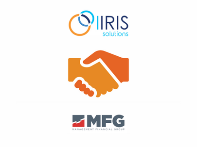 IRIS Solutions в стратегическо партньорство с MFG (Management Financial Group)
