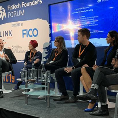 Fintech connect – Лондон