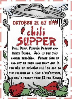 chili supper 2017