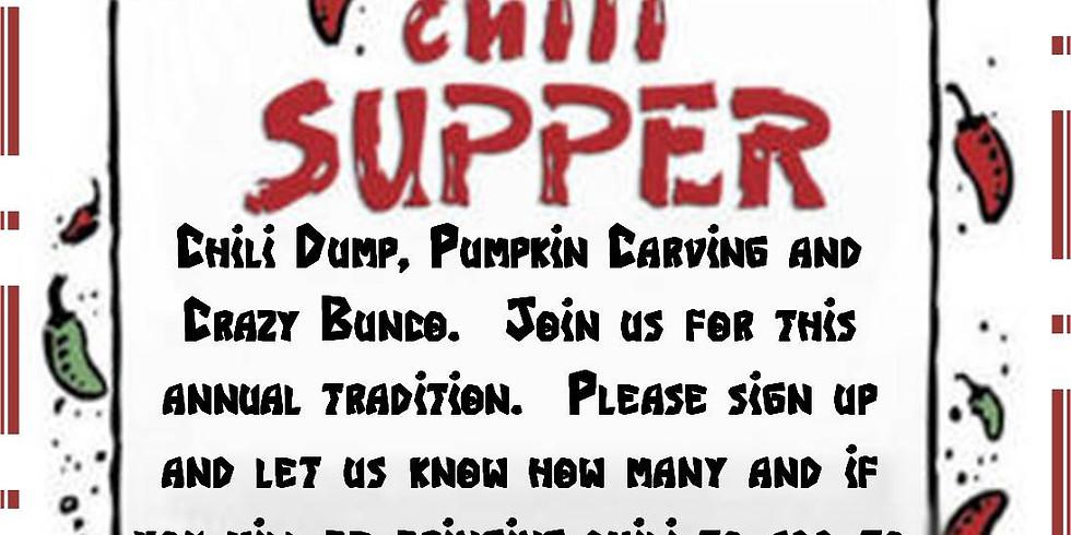 Chili Dump Supper & Bunco (1)