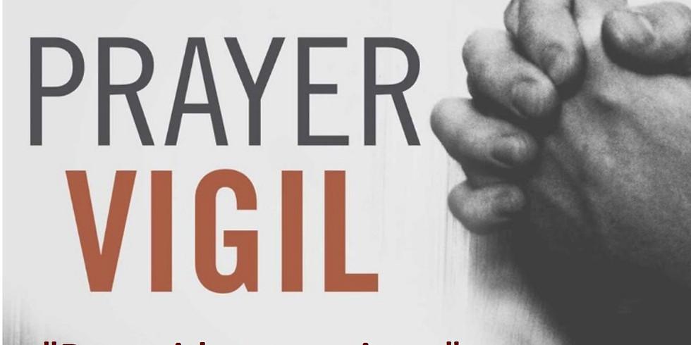 OVERNIGHT PRAYER VIGIL