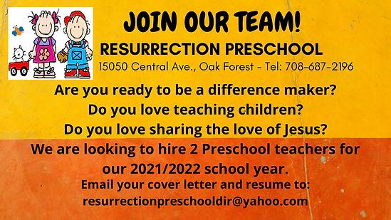 Preschool teacher ad banner.png