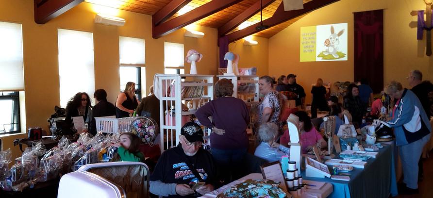 Spring 2018 Craft Fair