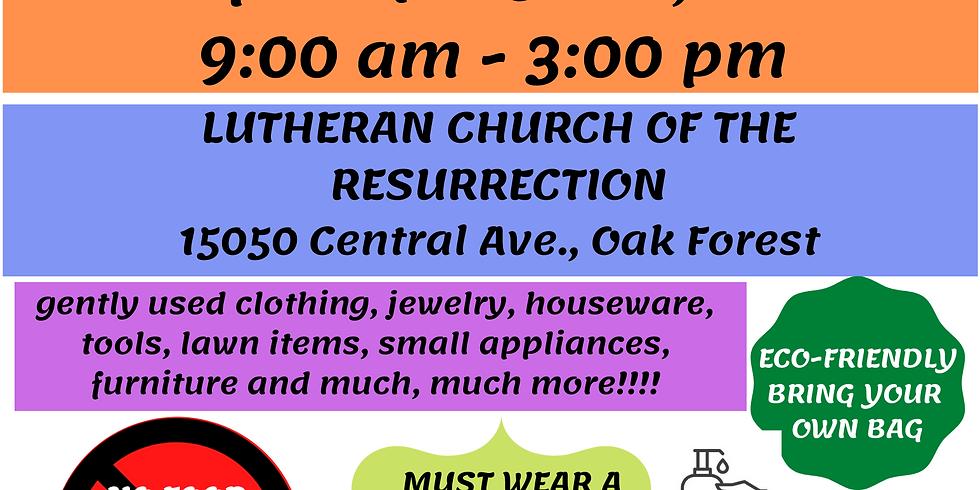 Lutheran Church of the Resurrection Rummage Sale