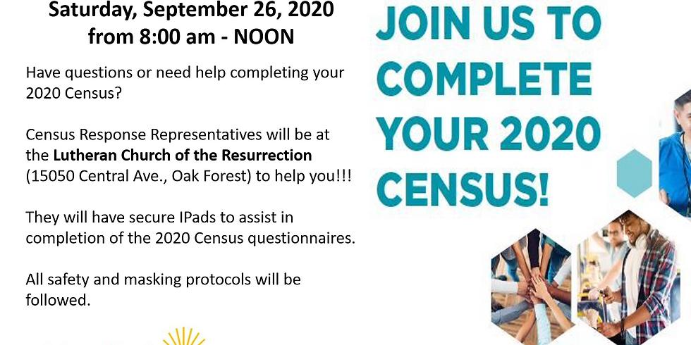 2020 Census: Mobile Questionnaire Assistance