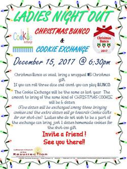 2017 Christmas Bunco