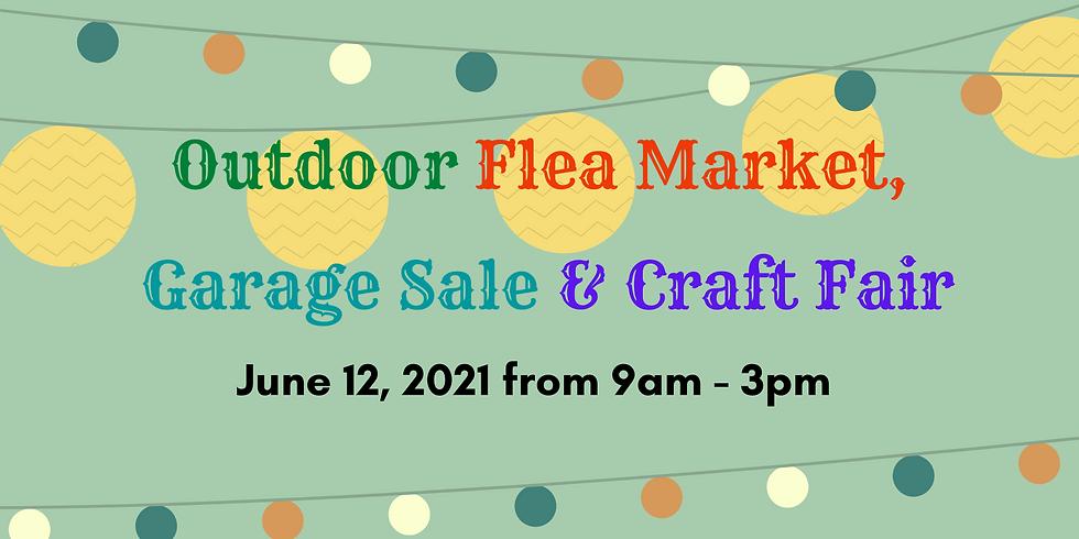 Flea Market/Garage Sale & Craft Fair