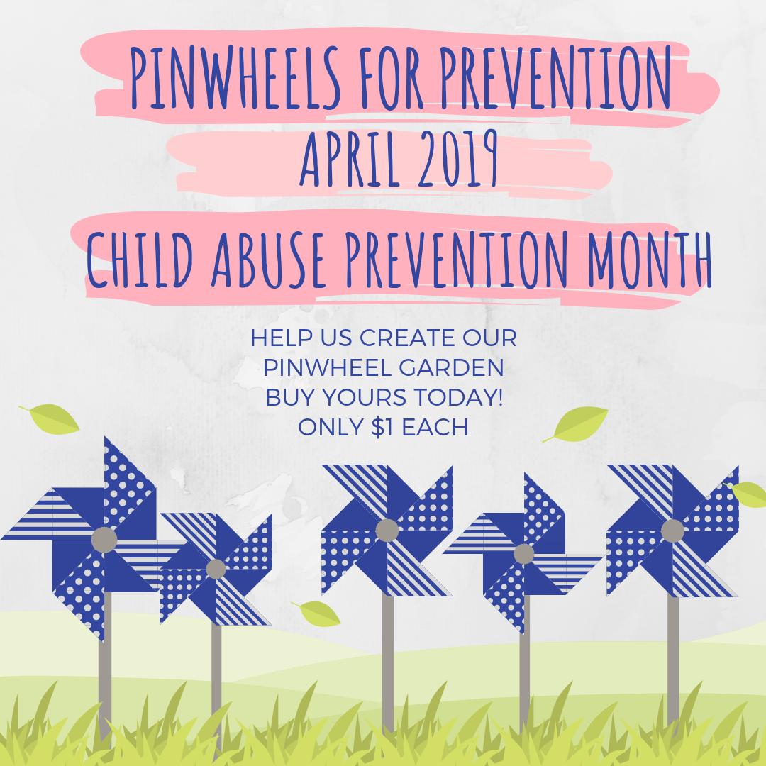 2019 Pinwheels