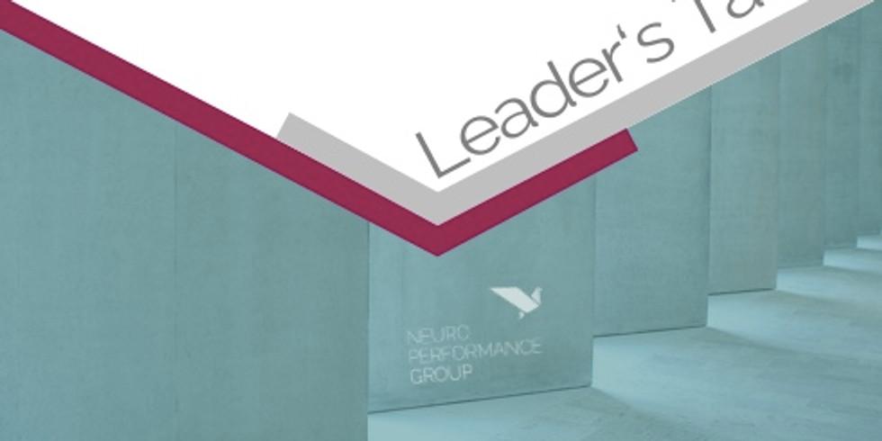 Leader's Talk #4