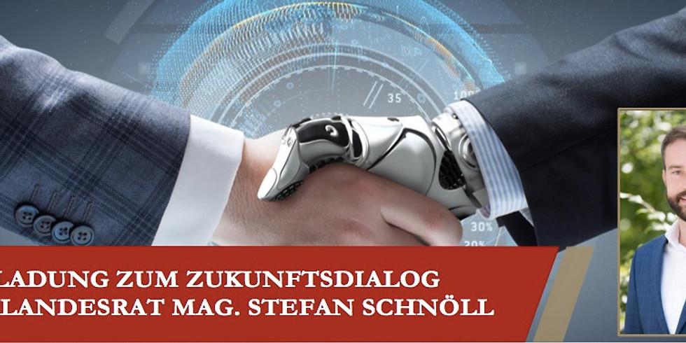 ZUKUNFTSDIALOG: INNOVATIONSMACHER AUS POLITIK UND WIRTSCHAFT