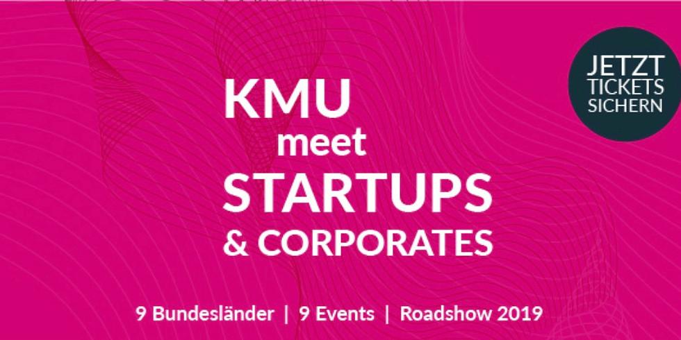 KMU meet STARTUPS & CORPORATES