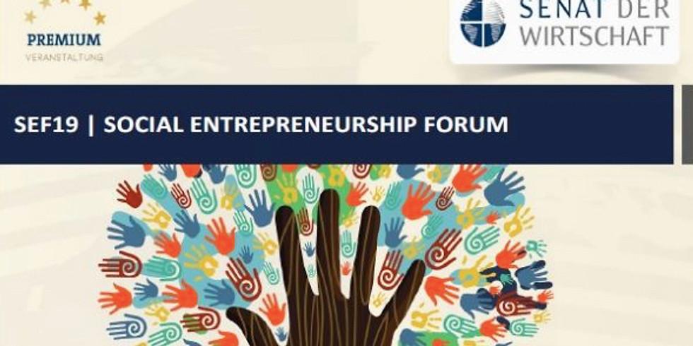 6. Social Entrepreneurship Forum 2019