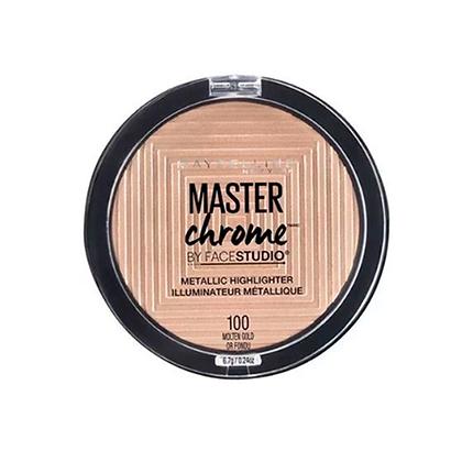 MASTER CHROME - MOLTEN GOLD