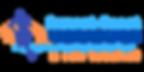 SUNSET Coast Marathon Run logo V1 Blue.p