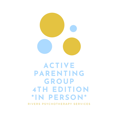 Active Parenting 4th Edition *In-Person*