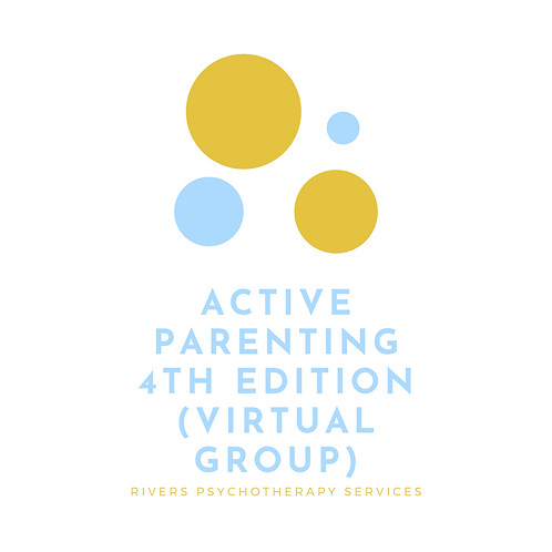 Active Parenting 4th Edition *Virtual*