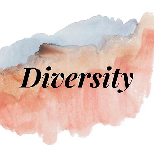 LMSW/LCSW Diversity (mini session)