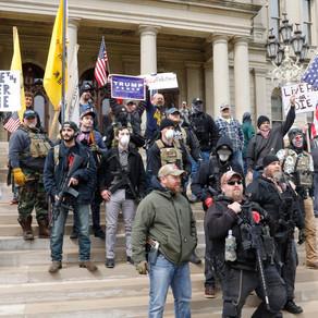 Cultural Trumpism & the Anti-Lockdown Protests