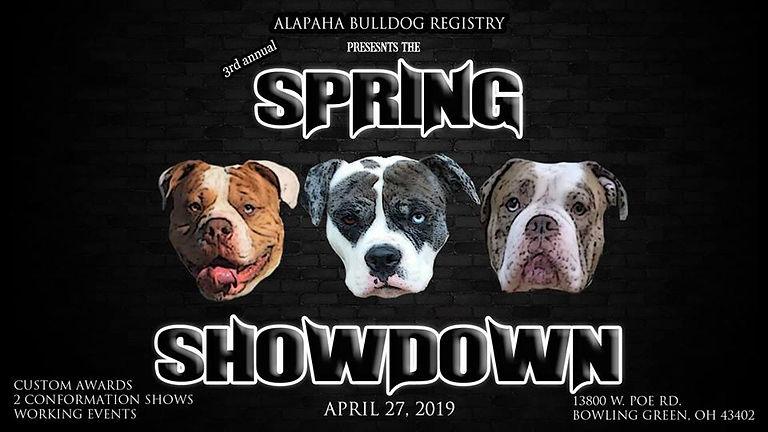 Alapaha Bulldog Registry