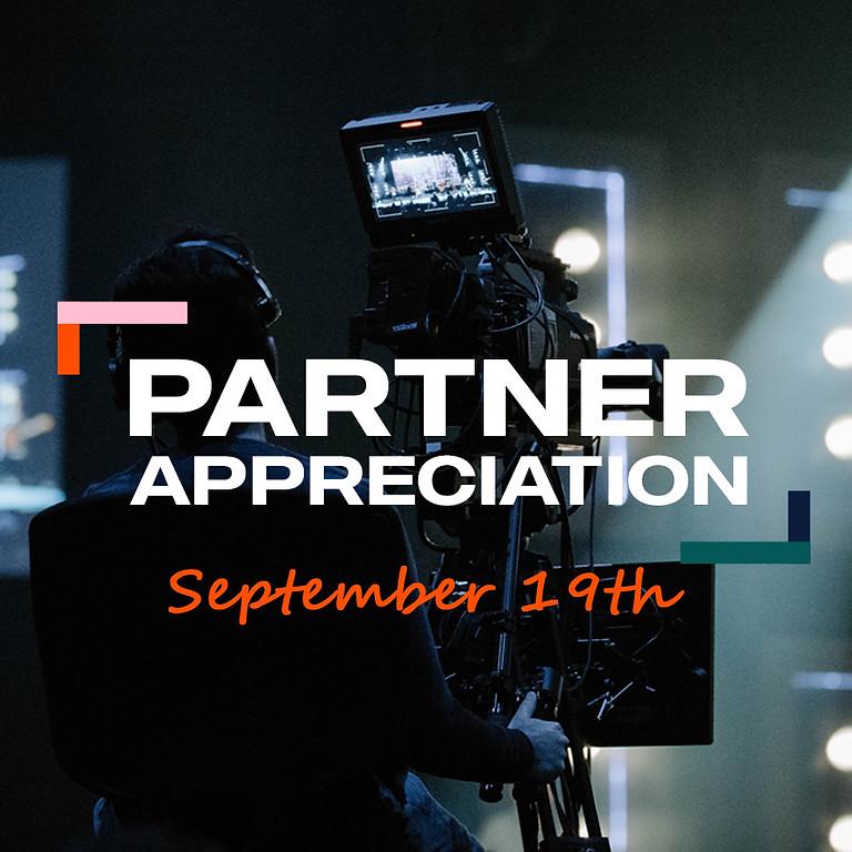 Partner Appreciation