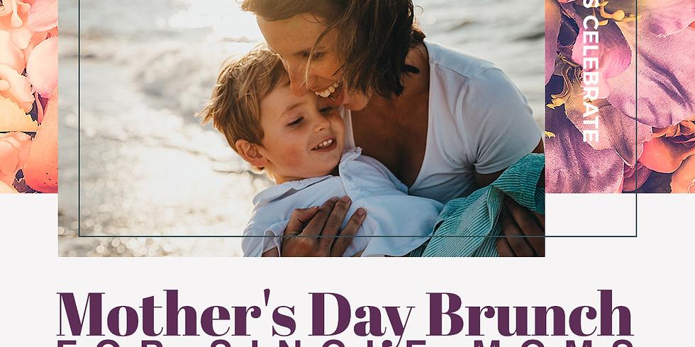 Mother's Day Brunch for Single Moms