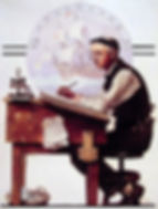 Escriturário_sonhando_acordado_(1924)__N