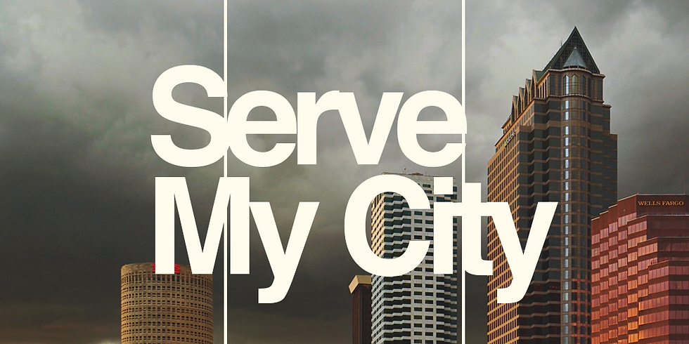 Serve My City