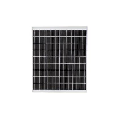 100 Watt Glass Solar Panel