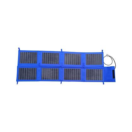 100W Light foldable solar module