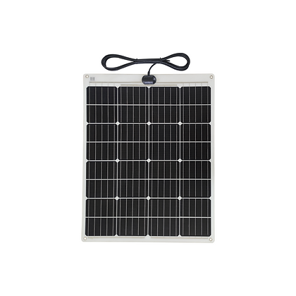 100 Watt Semiflexible Solar Panel