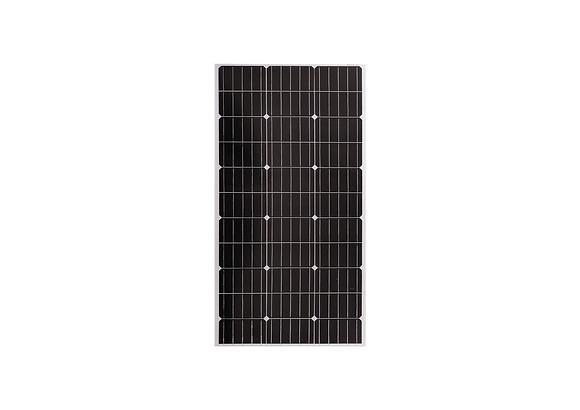 100 watt 12V mono frameless module for All in One Street Light Solar Panel