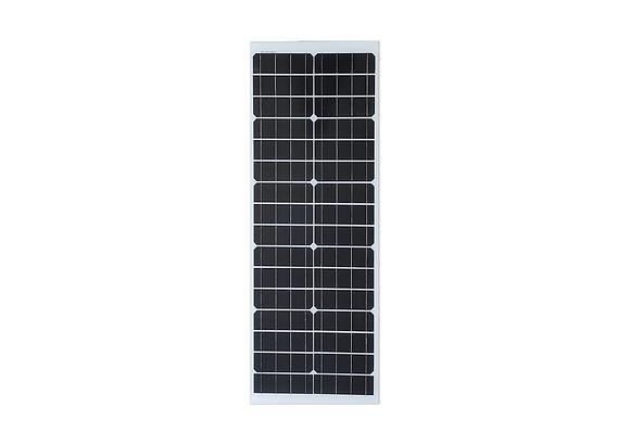 60 watt 12V mono frameless module for All in One Street Light Solar Panel