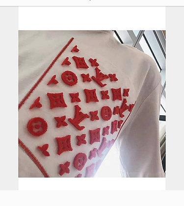 루이비통티셔츠
