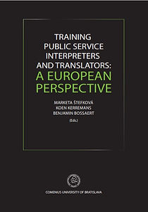 Training public service interpreters and