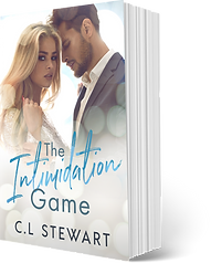The Intimidation Game Transparent Cover.