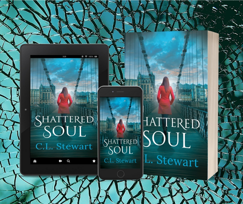 Shattered Soul: Pre-Order available on Amazon now