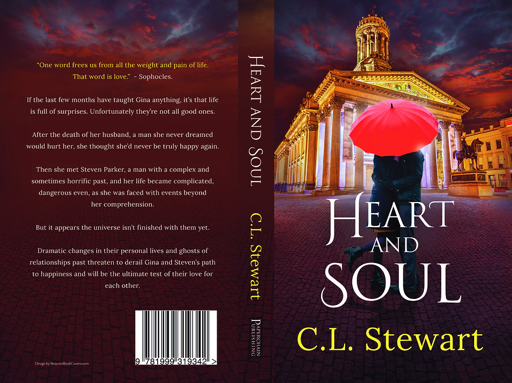 Heart and Soul Paperback Cover