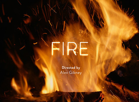 Michael Pollan's COOKED: Fire (on Netflix)