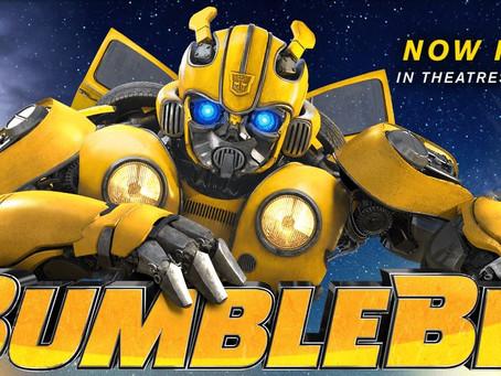Transformers Prequel - Bumblebee (2018) PG-13