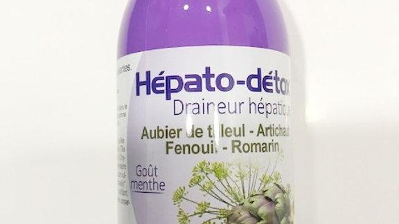 Boisson Hépato Détox- 500 ml - ADP -