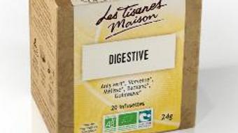 Tisane Digestive - Le Comptoir d'Herboristerie - 20 dosettes