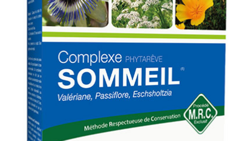 Complexe PHYTAREVE Sommeil AB -20 ampoules- 10 ml.BIOTECHNIE