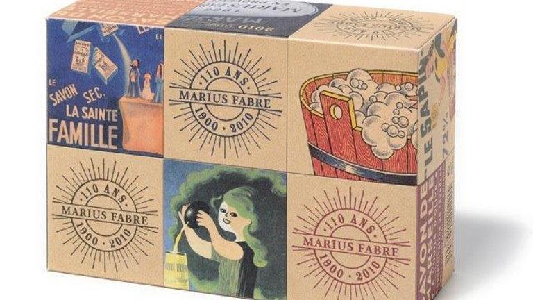 Coffret collector savon de Marseille