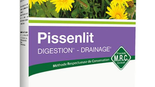 Pissenlit AB - 20 ampoules - 10 ml. COSMEDIET-
